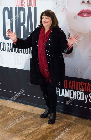 Stock Image of Soledad Mallol