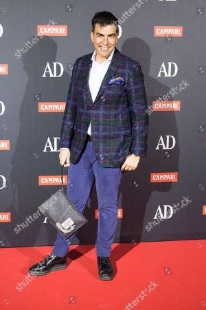 Editorial photo of AD Awards, Madrid, Spain - 01 Mar 2018