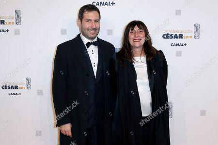 Sylvie Pialat and Benoit Quainon