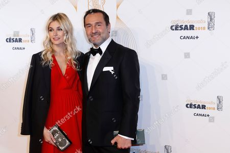 Gilles Lelouche and Alizee Guinochet