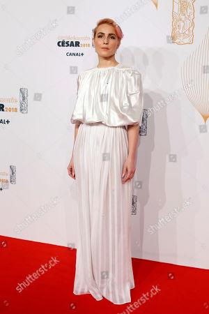 Editorial picture of Film Awards, Paris, France - 02 Mar 2018