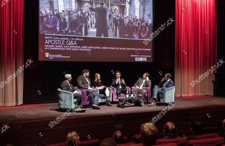 Editorial image of 'Apostle' Q&A, BAFTA, London, UK - 02 Mar 2018