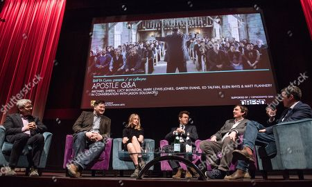 Editorial photo of 'Apostle' Q&A, BAFTA, London, UK - 02 Mar 2018