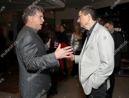 Tom Bernard and Thomas Rothman
