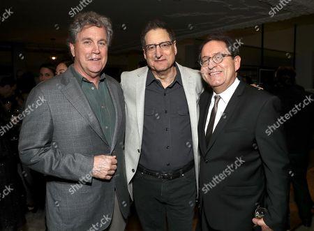 Tom Bernard, Thomas Rothman and Michael Barker