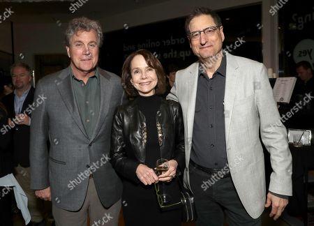 Tom Bernard, Jessica Harper and Thomas Rothman