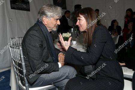 Francisco Reyes Morande and Diane Weyermann