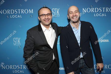 Stock Photo of Andrey Zvyagintsev and Evgueni Galperine