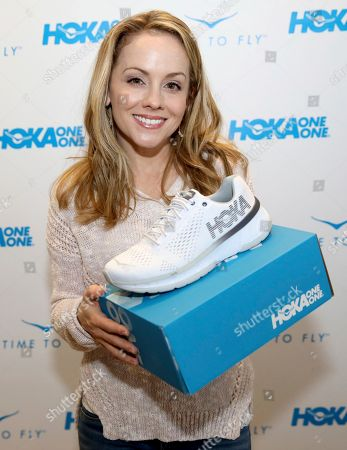 Kelly Stables attends Day 2 of the Kari Feinstein Style Lounge at the Andaz Hotel on in West Hollywood, Calif
