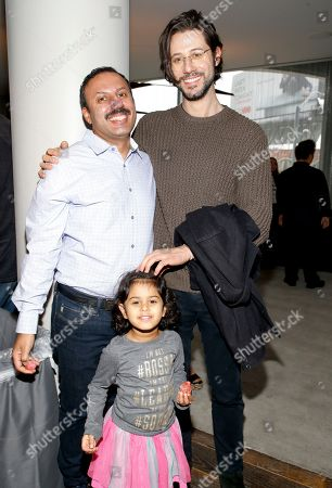 Rizwan Manji. Hale Appleman. Attends Day 2 of the Kari Feinstein Style Lounge at the Andaz Hotel on in West Hollywood, Calif