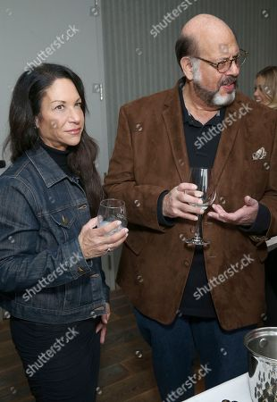 Fred Melamed, Leslee Spieler. Fred Melamed, right, and Leslee Spieler attend Day 2 of the Kari Feinstein Style Lounge at the Andaz Hotel on in West Hollywood, Calif