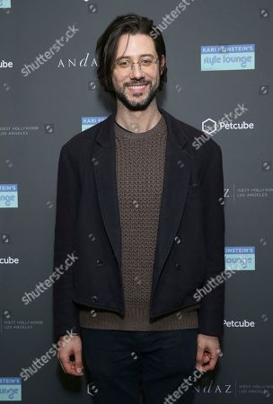 Hale Appleman attends Day 2 of the Kari Feinstein Style Lounge at the Andaz Hotel on in West Hollywood, Calif