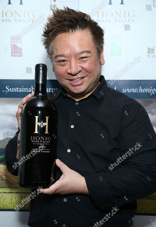 Stock Image of Rex Lee attends Day 2 of the Kari Feinstein Style Lounge at the Andaz Hotel on in West Hollywood, Calif