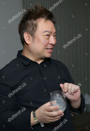 Stock Picture of Rex Lee attends Day 2 of the Kari Feinstein Style Lounge at the Andaz Hotel on in West Hollywood, Calif