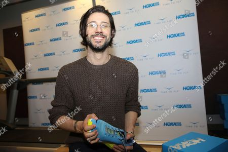 Stock Image of Hale Appleman attends Day 2 of the Kari Feinstein Style Lounge at the Andaz Hotel on in West Hollywood, Calif