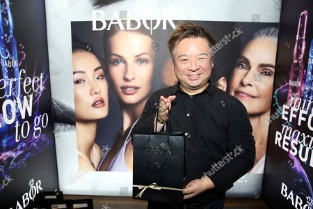 Stock Photo of Rex Lee attends Day 2 of the Kari Feinstein Style Lounge at the Andaz Hotel on in West Hollywood, Calif