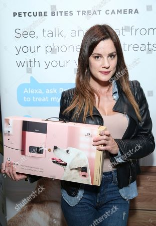 Chelsea Hobbs attends Day 2 of the Kari Feinstein Style Lounge at the Andaz Hotel on in West Hollywood, Calif