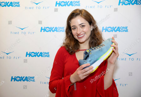Holly Curran attends Day 2 of the Kari Feinstein Style Lounge at the Andaz Hotel on in West Hollywood, Calif