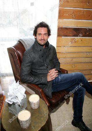 Will Kemp attends Day 1 of the Kari Feinstein Style Lounge at the Andaz Hotel on in West Hollywood, Calif