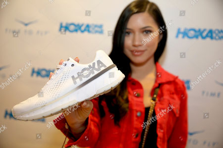 Julia Kelly attends Day 1 of the Kari Feinstein Style Lounge at the Andaz Hotel on in West Hollywood, Calif