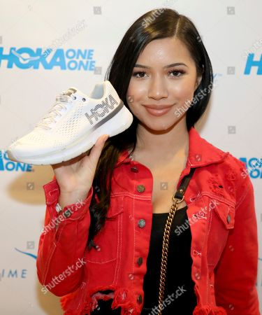Stock Photo of Julia Kelly attends Day 1 of the Kari Feinstein Style Lounge at the Andaz Hotel on in West Hollywood, Calif