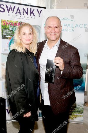 John Kapelos attends Day 1 of the Kari Feinstein Style Lounge at Andaz Hotel, in West Hollywood, Calf