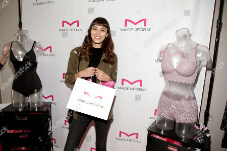 Margaux Brooke attends Day 1 of the Kari Feinstein Style Lounge at Andaz Hotel, in West Hollywood, Calf