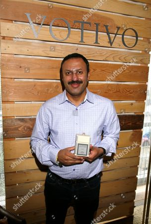Rizwan Manji attends Day 2 of the Kari Feinstein Style Lounge at the Andaz Hotel on in West Hollywood, Calif