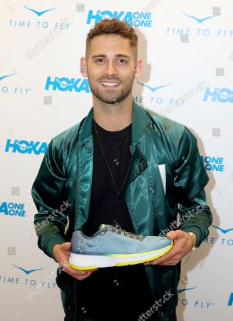 Jean-Luc Bilodeau attends Day 2 of the Kari Feinstein Style Lounge at the Andaz Hotel on in West Hollywood, Calif