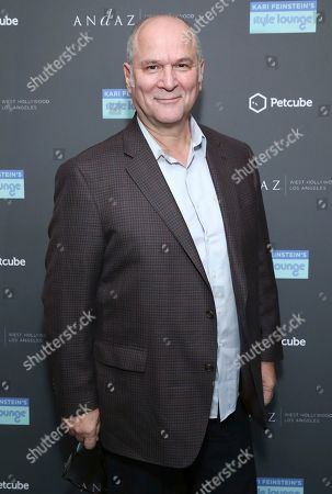 Stock Photo of John Kapelos attends Day 1 of the Kari Feinstein Style Lounge at the Andaz Hotel on in West Hollywood, Calif