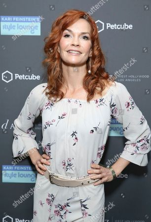 Nathalie Boltt attends Day 1 of the Kari Feinstein Style Lounge at the Andaz Hotel on in West Hollywood, Calif