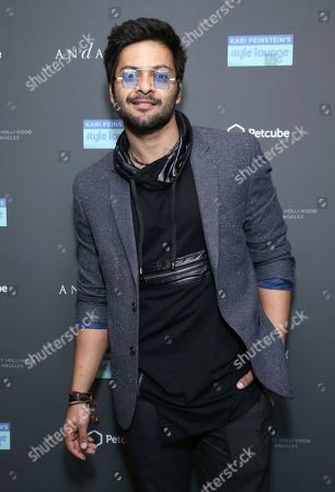 Ali Fazal attends Day 1 of the Kari Feinstein Style Lounge at the Andaz Hotel on in West Hollywood, Calif
