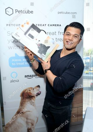 Vincent Rodriguez III attends Day 1 of the Kari Feinstein Style Lounge at the Andaz Hotel on in West Hollywood, Calif