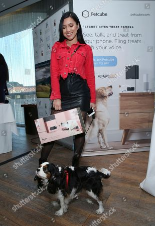 Stock Picture of Julia Kelly attends Day 1 of the Kari Feinstein Style Lounge at the Andaz Hotel on in West Hollywood, Calif