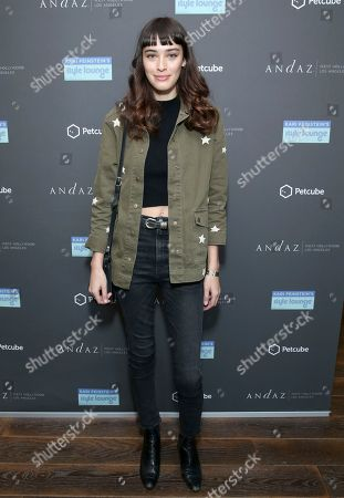 Editorial picture of Kari Feinstein's 2018 Oscar Style Lounge - Day 1, West Hollywood, USA - 01 Mar 2018