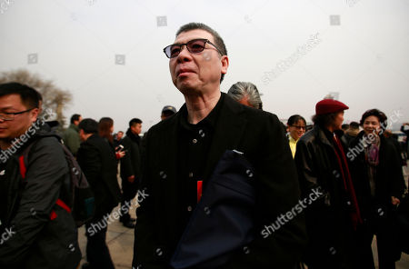 Stock Picture of Feng Xiaogang