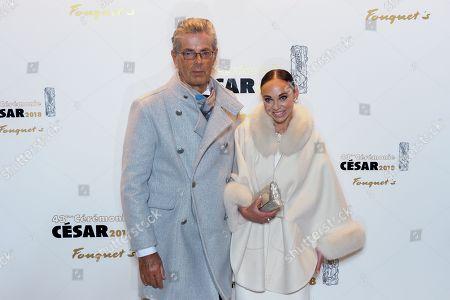 Editorial picture of Cesar Film Awards, Dinner, Paris, France - 02 Mar 2018
