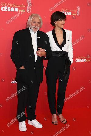 Pierre Richard and Sophie Marceau
