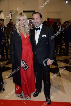 Editorial picture of Cesar Film Awards, Inside, Paris, France - 02 Mar 2018