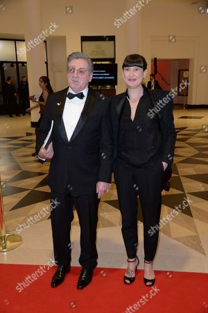 Editorial image of Cesar Film Awards, Inside, Paris, France - 02 Mar 2018