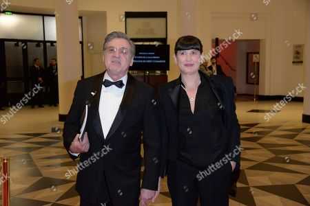 Editorial photo of Cesar Film Awards, Inside, Paris, France - 02 Mar 2018