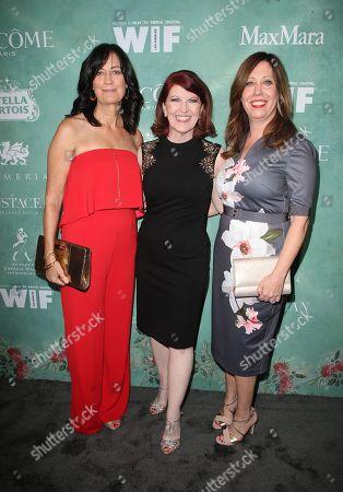 Stock Photo of Jane Fleming, Kate Flannery, Kirsten Schaffer