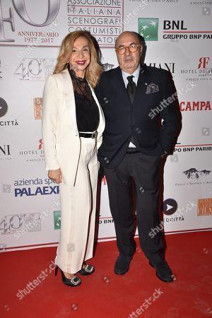 Francesca Lo Schiavo Dante Ferretti