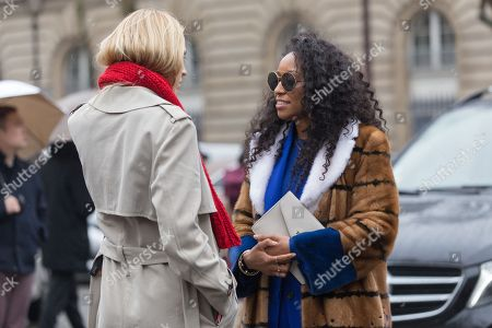 Selby Drummond with Shiona Turini
