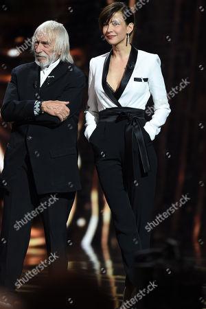 Editorial image of Cesar Film Awards, Show, Paris, France - 02 Mar 2018