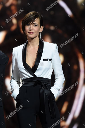 Editorial picture of Cesar Film Awards, Show, Paris, France - 02 Mar 2018