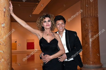 Editorial photo of 40 Years of the Association of Italian Set Designers, Costume Designers and Decorators party, Rome, Italy - 02 Mar 2018