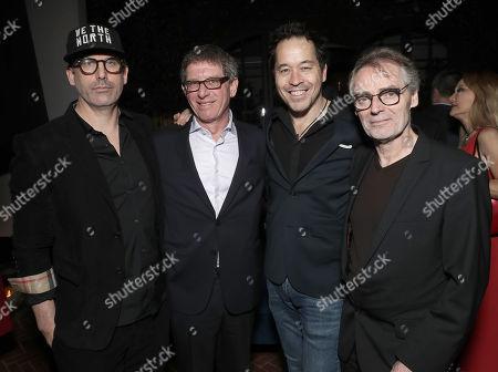 Set Decorator Shane Vieau, Set Decorator Jeff Melvin, Production Designer Paul Austerberry and Cinematographer Dan Laustsen