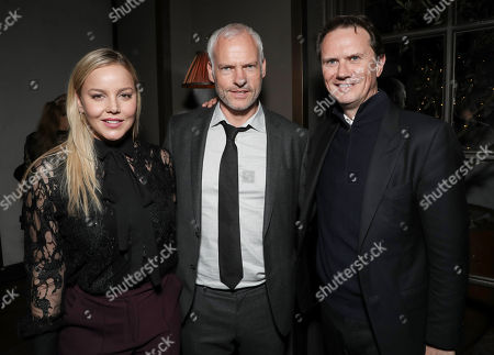 Abbie Cornish, Director Martin McDonagh, Chief Executive Officer of Fox Networks Group Peter Rice