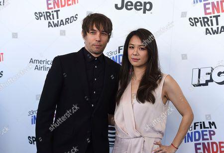 Editorial photo of 2018 Film Independent Spirit Awards - Arrivals, Santa Monica, USA - 03 Mar 2018